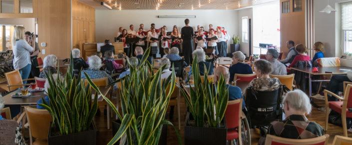 Konzert Niedergösgen 2016